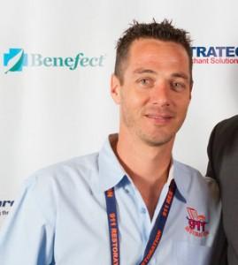 Tomas Lelczuk of 911 Restoration Miami