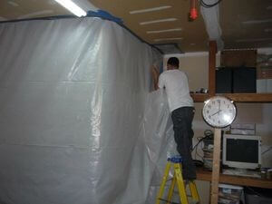 Mold Removal by 911 Restoration Miami