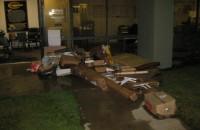 Water damage restoration Miami pipe burst