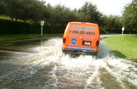 water damage Miami warnings