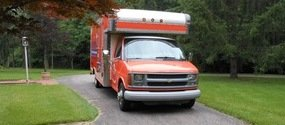 Water Damage and Mold Cleanup Vehicles